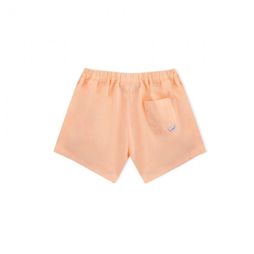 Baby shorts organic cotton Eric