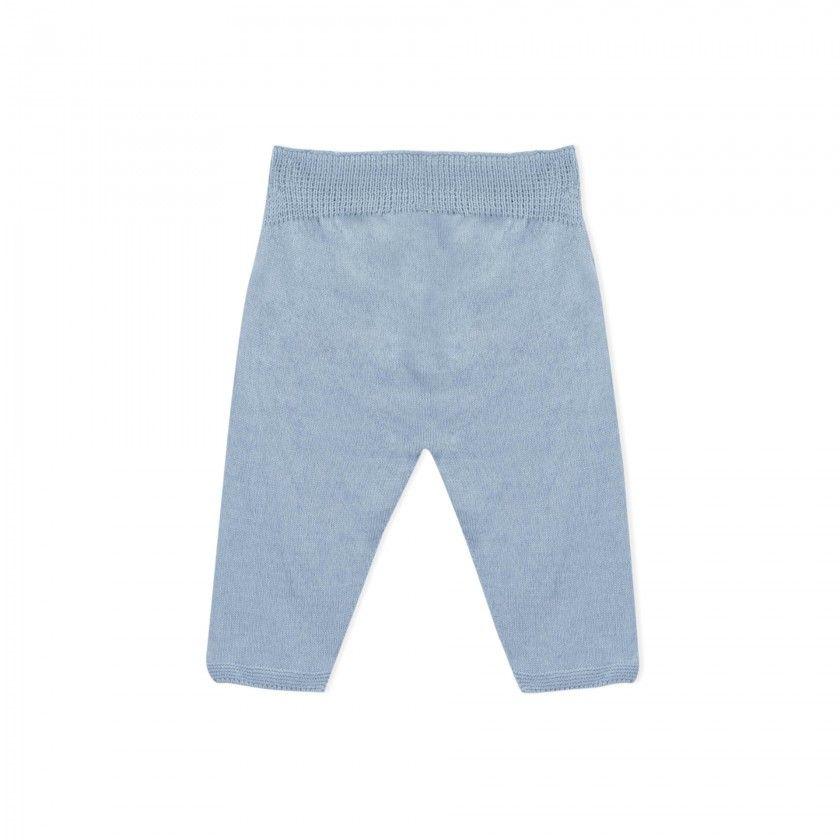 Calças recém-nascido tricot Shane
