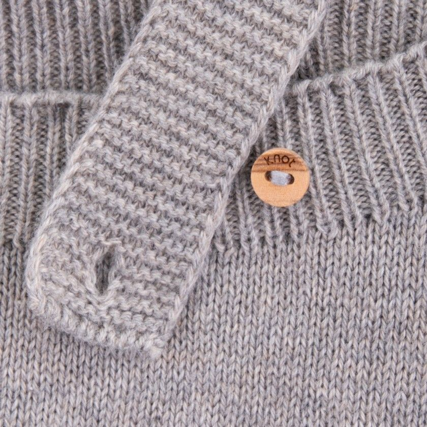 Blommers recém-nascido tricot Reese
