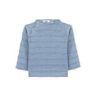 Camisola recém-nascido tricot Ali