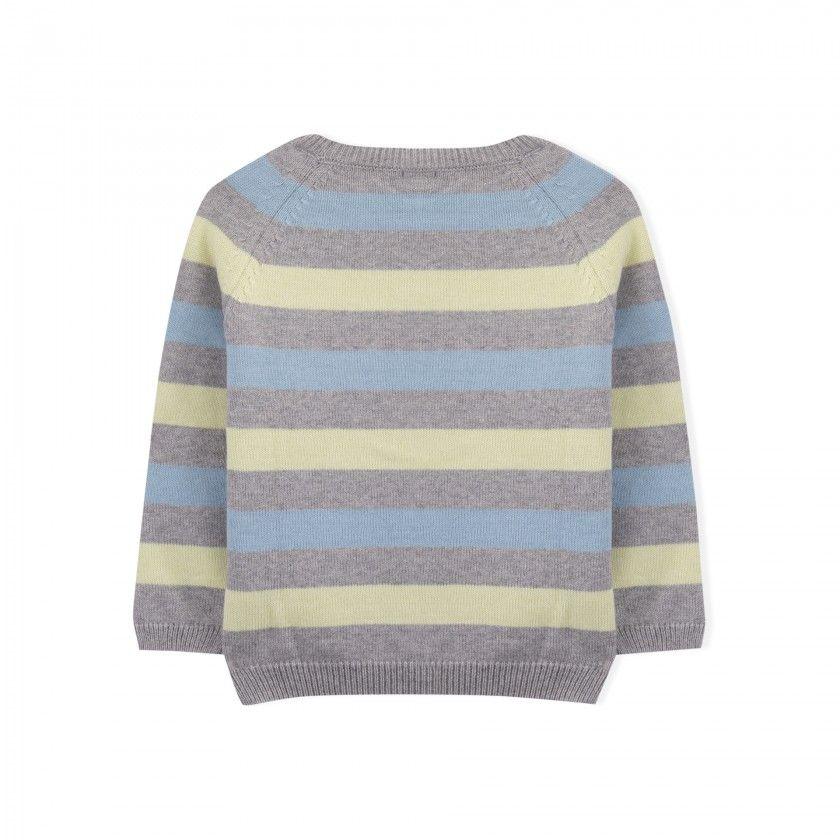 Camisola menino tricot Jamie
