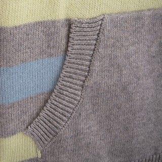 Sweater boy knitted Jamie