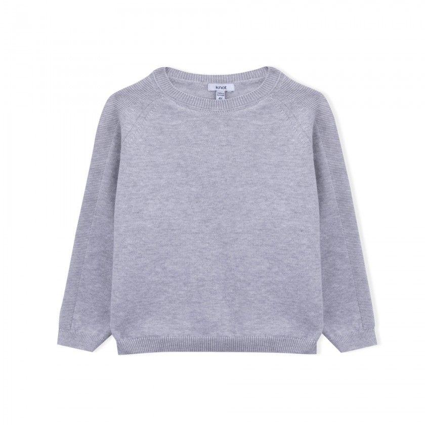 Sweater boy knitted Thomas
