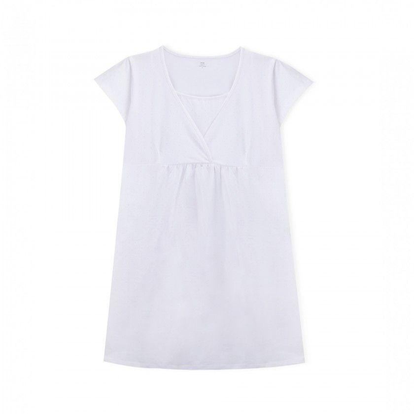 Camisa amamentação maternidade
