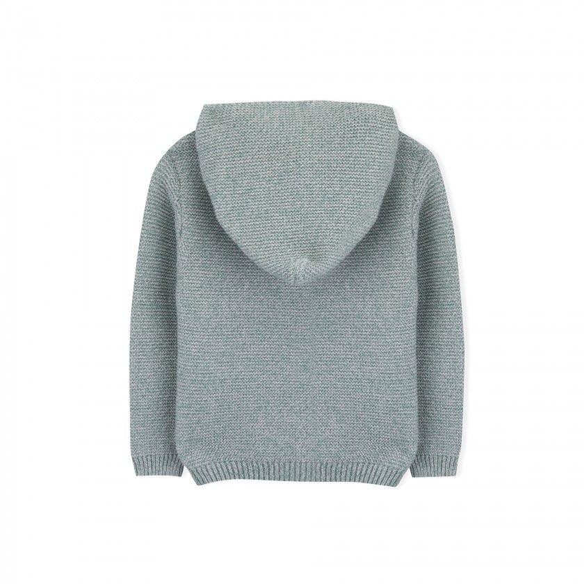 Casaco bebé tricot Basil