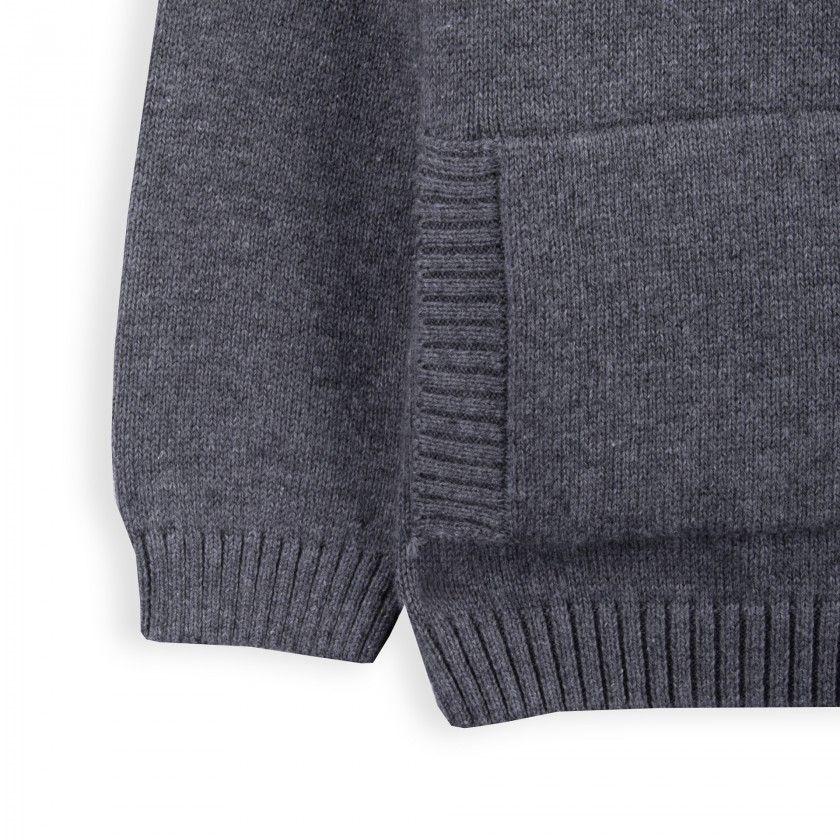 Casaco menino tricot Edward