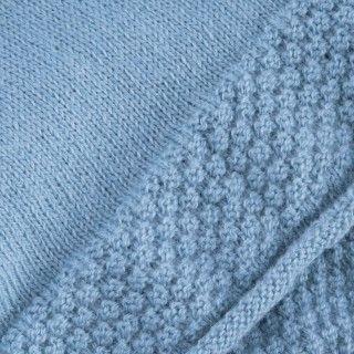 Gorro recém-nascido tricot Aaron