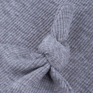 Gorro recém-nascido tricot Nó