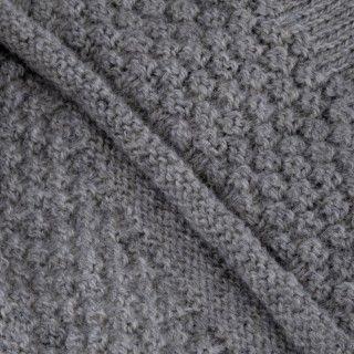 Gorro recém-nascido tricot Logan