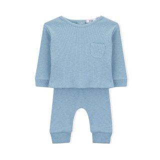 Conjunto camisola e calças recém-nascido Archie