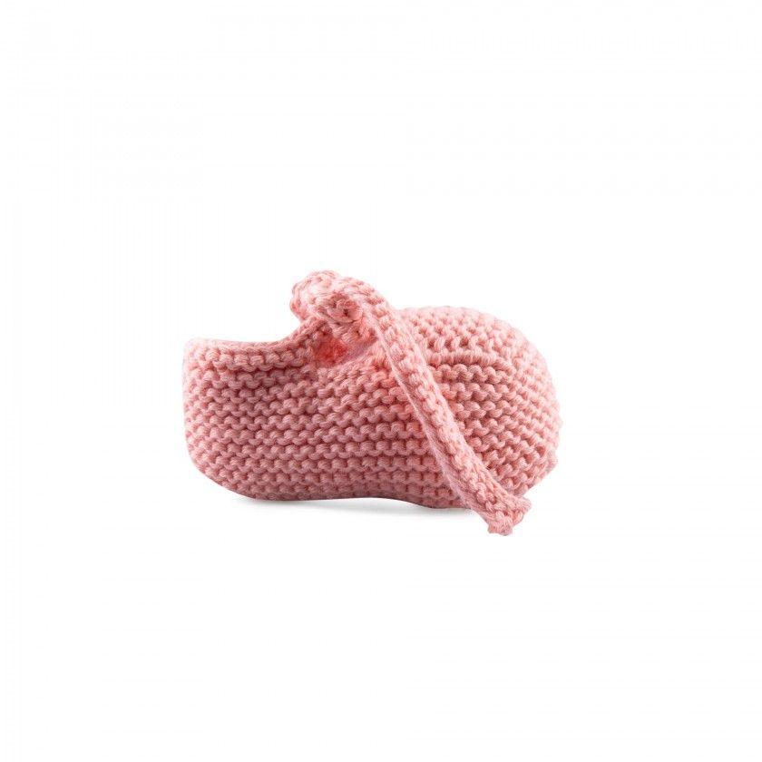 Newborn tricot shoes Bonnie