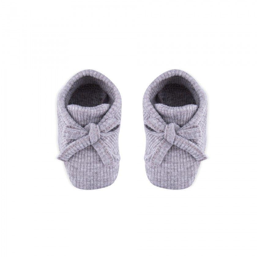 Newborn tricot shoes Jersey
