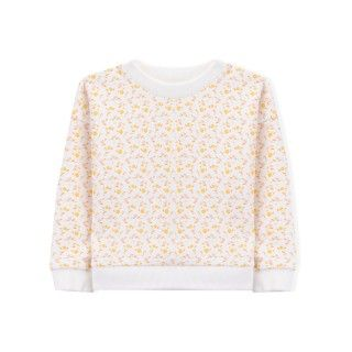 Girl sweatshirt organic cotton Cathy