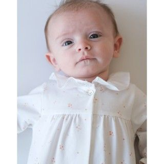Newborn babygrow organic cotton Sandy Olsson