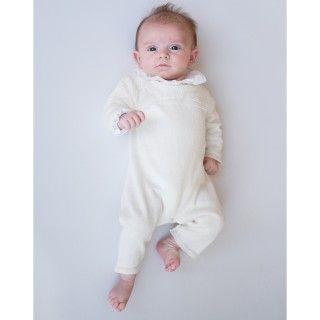 Jumpsuit newborn tricot Jesse