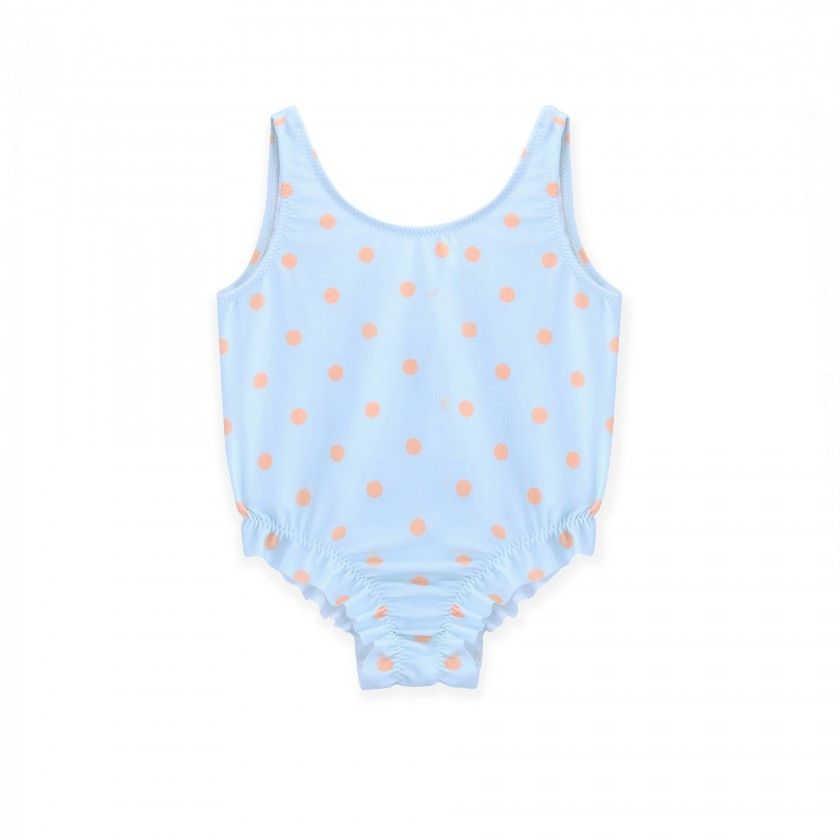 Swimsuit baby Polka Dots