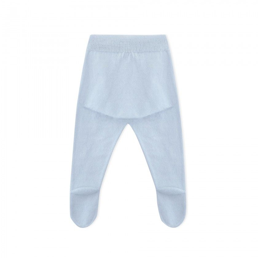 Calças recém-nascido tricot Dee