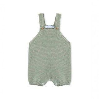 Macacão recém-nascido tricot Basil