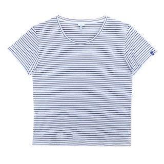 Mom t-shirt organic cotton short sleeve Serenity
