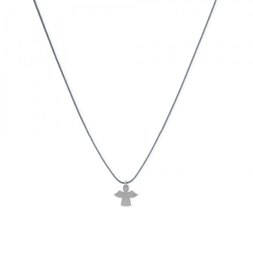 Protection angel necklace