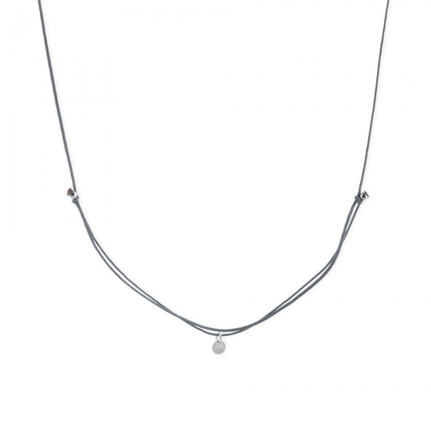 Protection heart necklace