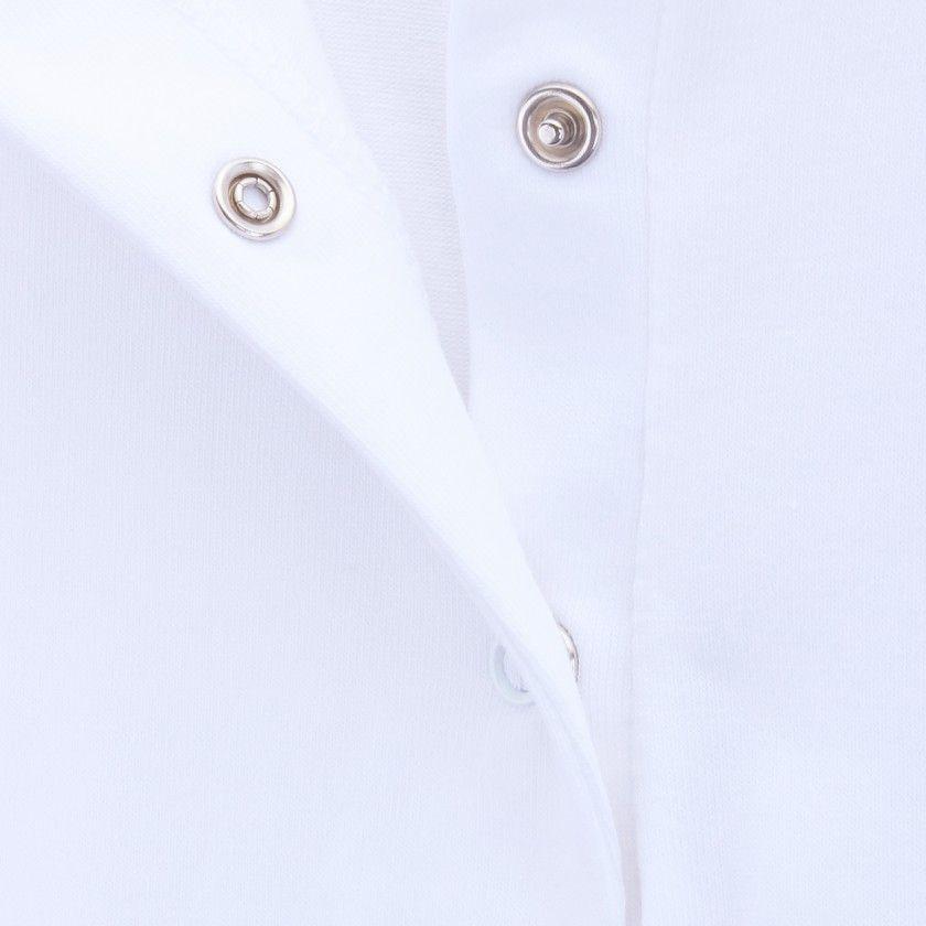 Body manga curta algodão Intemporal