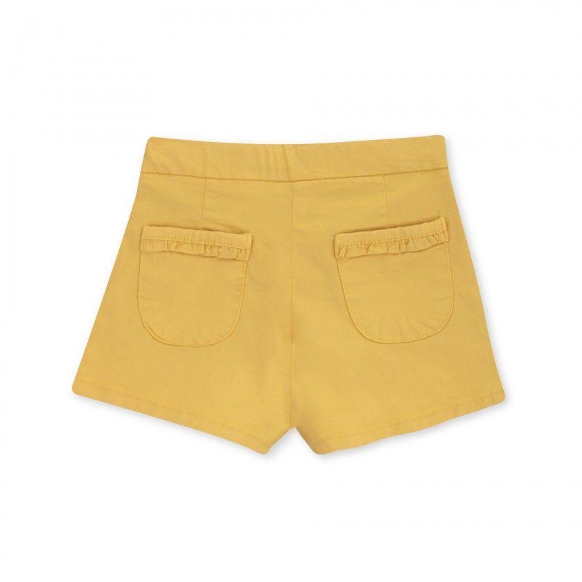 Girl shorts twill Olivia