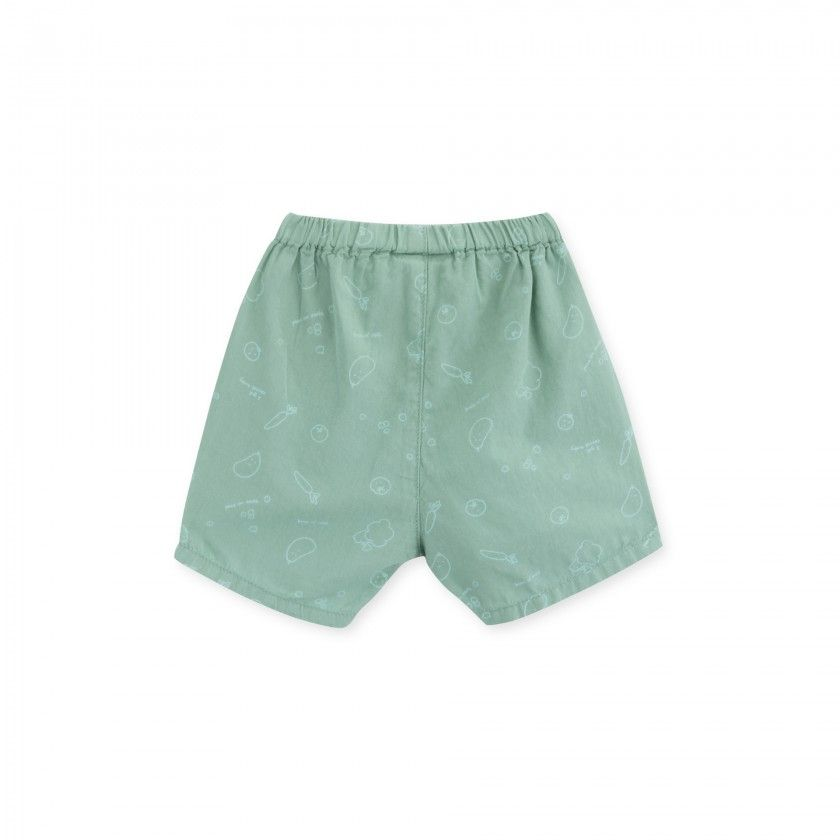 Baby shorts organic cotton Tommy