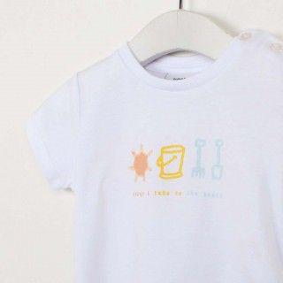 T-shirt beach toys