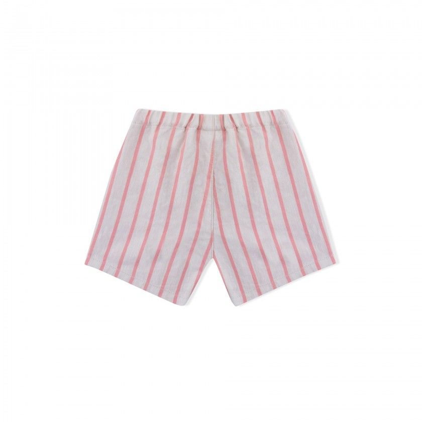 Baby shorts linen Paul
