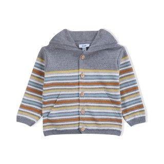 Casaco bebé tricot Sunrise