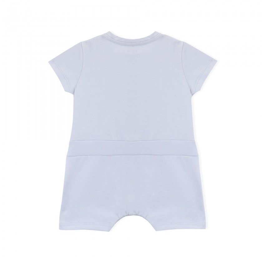 Barboteuse baby cotton Forest