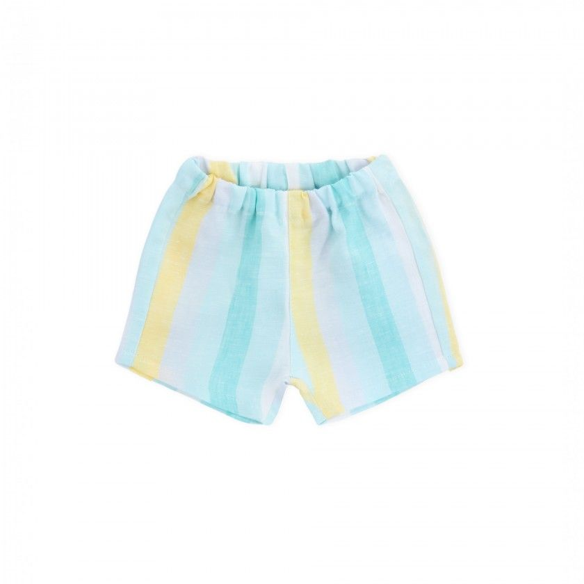 Shorts baby linen Savana