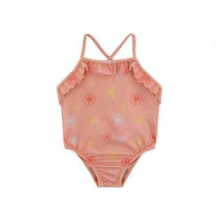Swimsuit baby Batik Flower