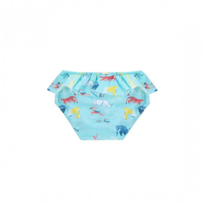 Cuecas de banho bebé Savana