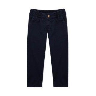 Trousers boy twill Wako