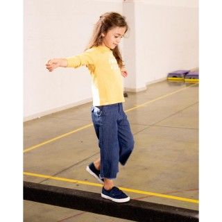 Trousers girl denim Clarence