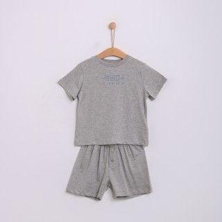 Pijama menino algodão Adivinhas