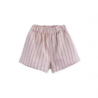 Girl shorts organic cotton Victoria