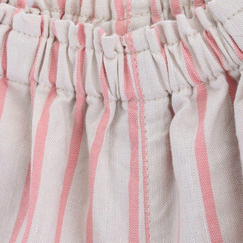Calções menina algodão orgânico Victoria
