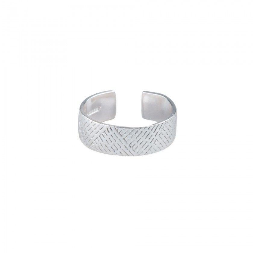 Standard steel ring