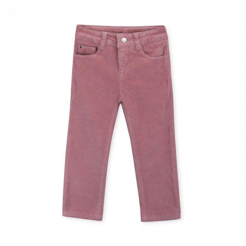 Trousers girl corduroy Bellamy