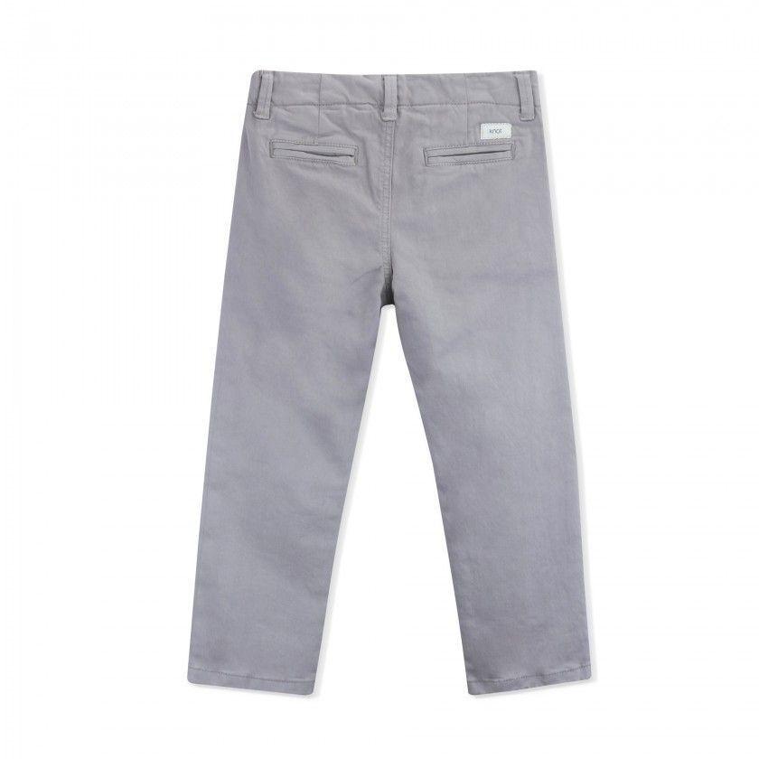 Trousers boy twill James