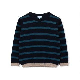 Camisola menino lã Egan