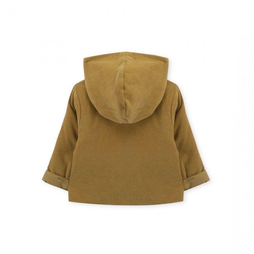 Coat baby corduroy Big Pocket