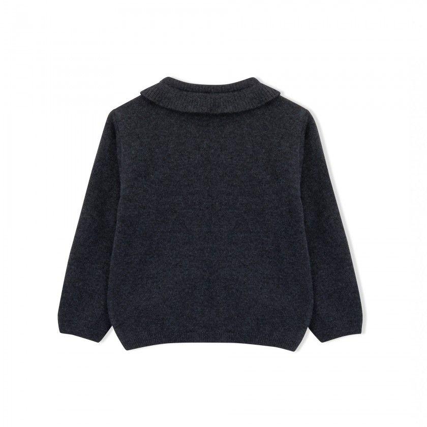 Casaco bebé tricot Delilah