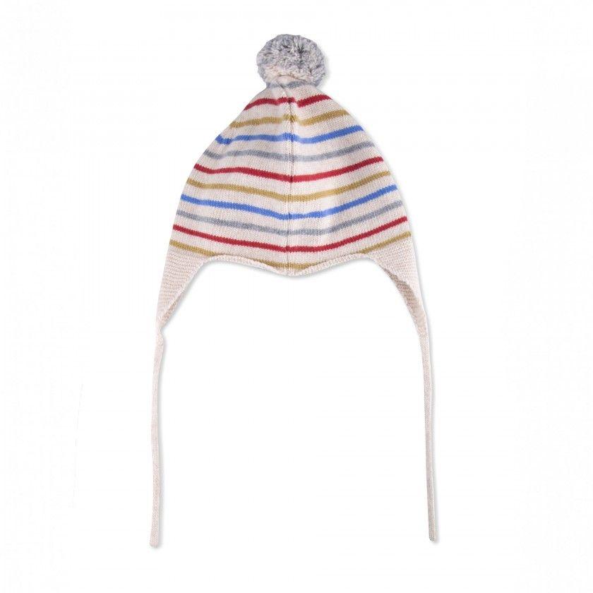 Beanie knitted baby Iggy