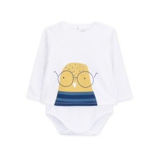 Body t-shirt long sleeve baby Birdsieur