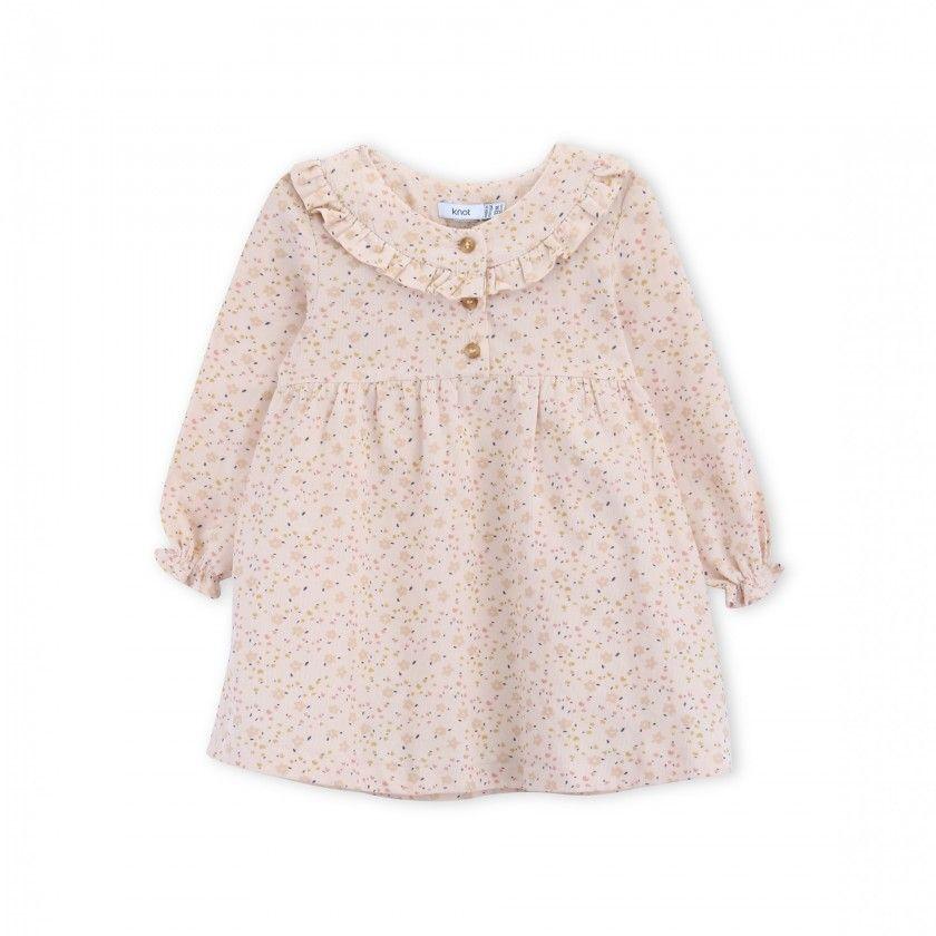 Dress baby corduroy Mila