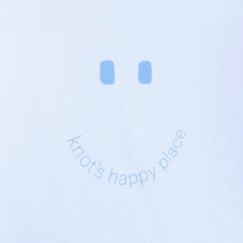 Body manga comprida bebé Emoji